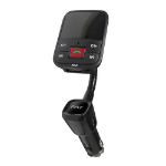 Pyle PBT50 87.5 - 108000MHz Bluetooth Black FM transmitter