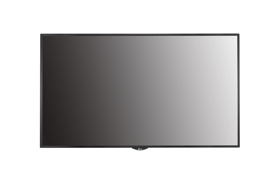"LG 49LS73D-B pantalla de señalización 124,5 cm (49"") LED Full HD Pantalla plana para señalización digital Negro Web OS"