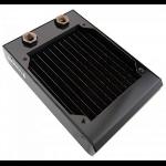 Koolance HX-CU420VS 20 FPI Copper Radiator - 120mm