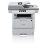 Brother DCP-L6600DW 1200 x 1200DPI Laser A4 46ppm Wi-Fi Grey multifunctional