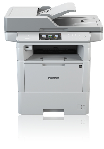 Dcp-l6600dw - Multi Function Printer - Laser - A4 - USB / Ethernet / Wifi / Nfc / Airprint / Iprint&scan