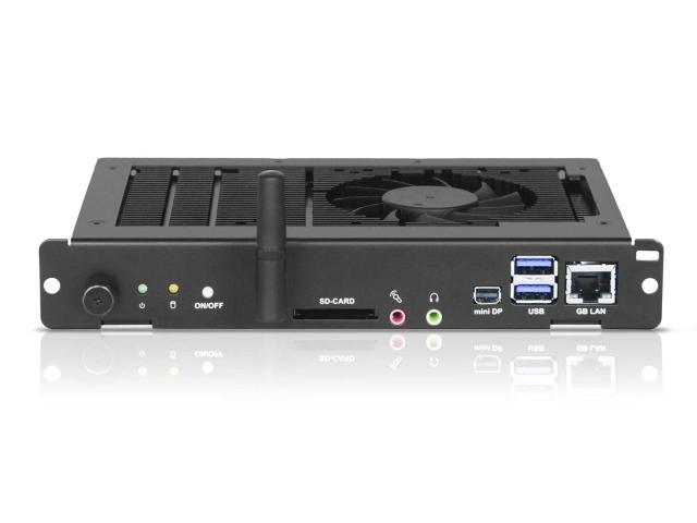 NEC OPS-Sky-i5v-d8/256/W7p B 2.7GHz i5-6440EQ Black Embedded PC