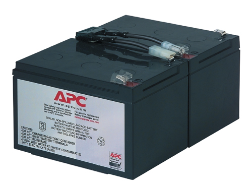 Replacement Battery Cartridge #6 (rbc6)