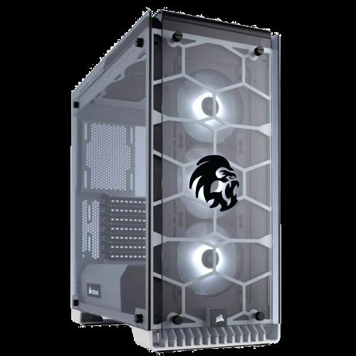 Gorilla Gaming MTB Level: 4.2 - AMD ThreadRipper 1950X 3.4GHz, 32GB RAM, 1TB NVMe SSD, 4TB HDD, 11GB GTX1080Ti