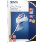 Epson Ultra Glossy Photo Paper, 100 x 150 mm, 300g/m², 50 Sheets photo paper