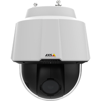 Axis P5624-E MK II 50HZ IP security camera Outdoor Dome White