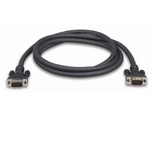 Belkin High Integrity VGA/SVGA Monitor Replacement Cable - 2m 2m Black VGA cable
