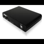 ADDER XD150 AV extender AV transmitter & receiver Black