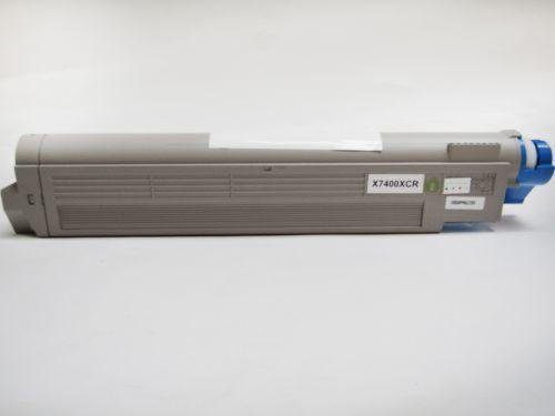 Remanufactured Xerox 106R01077 Cyan Toner Cartridge
