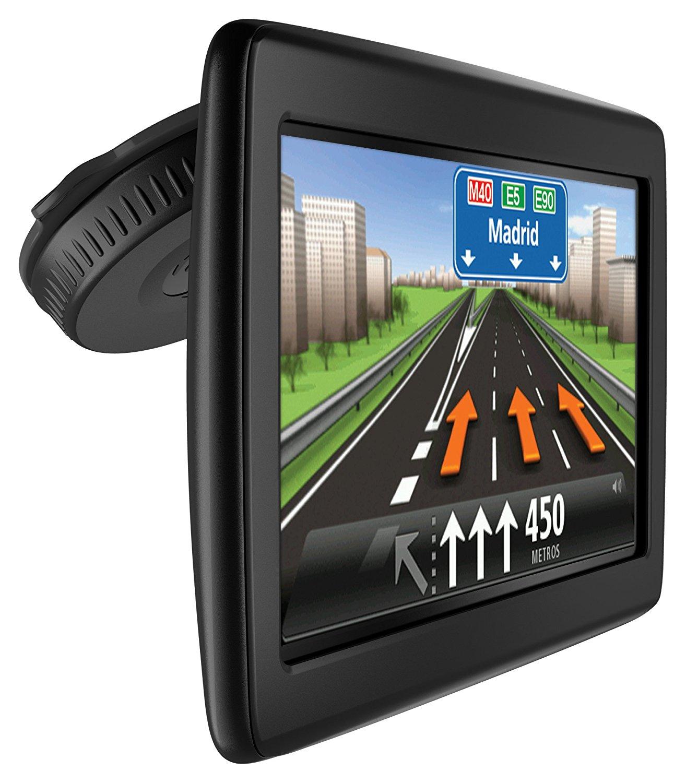 tomtom start 25 europe handheld fixed 5 lcd touchscreen 213g black navigator 0 in distributor. Black Bedroom Furniture Sets. Home Design Ideas
