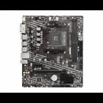 MSI A520M-A PRO AMD A520 Socket AM4 micro ATX