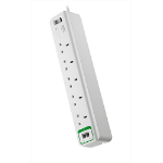 Essential SurgeArrest 5 outlets with phone protection 230V UK