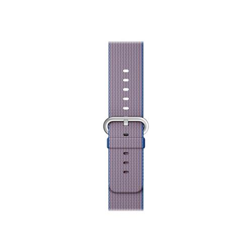 Apple 42mm Woven Nylon Band - Watch strap - royal blue - for Watch (42 mm)