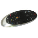 Samsung BN59-01181B Press buttons Black,Silver remote control