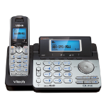 VTech DS6151 DECT Caller ID Black,Silver Telephone