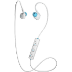 Radiopaq Mixx Memory Fit Ear-hook Binaural Wireless White mobile headset