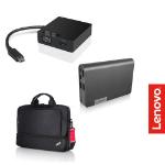 Lenovo Travelpack Promo bundle USB 3.2 Gen 1 (3.1 Gen 1) Type-C Zwart