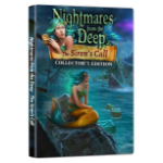 Avanquest Nightmares From The Deep: The Siren's Call - Collectors Edition Collectors PC English video game