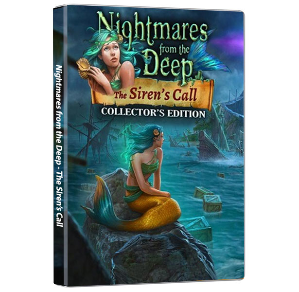 Avanquest Nightmares From The Deep: The Siren's Call - Collectors Edition