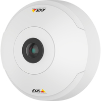 Axis Companion 360 IP security camera Indoor Dome White 2048 x 2048pixels