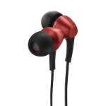 Energy Sistem Urban 3 Dentro de oído Binaural Alámbrico Negro, Coral auriculares para móvil