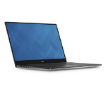 "DELL XPS 9560 2.8GHz i7-7700HQ 15.6"" 3840 x 2160pixels Touchscreen Black, Silver Notebook"
