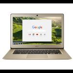 "Acer Chromebook 14 CB3-431-C6ZB 1.6GHz N3160 14"" 1920 x 1080pixels Gold"