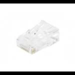 Hypertec 920820-HY wire connector RJ-45 Transparent