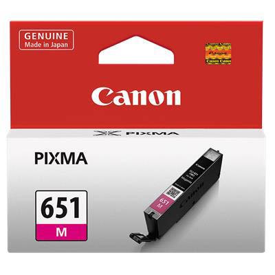 CANON CLI651M INKJET CARTRIDGE MAGENTA