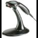 Honeywell MS9540-38-3 lector de código de barras Lector de códigos de barras portátil 1D Laser Negro