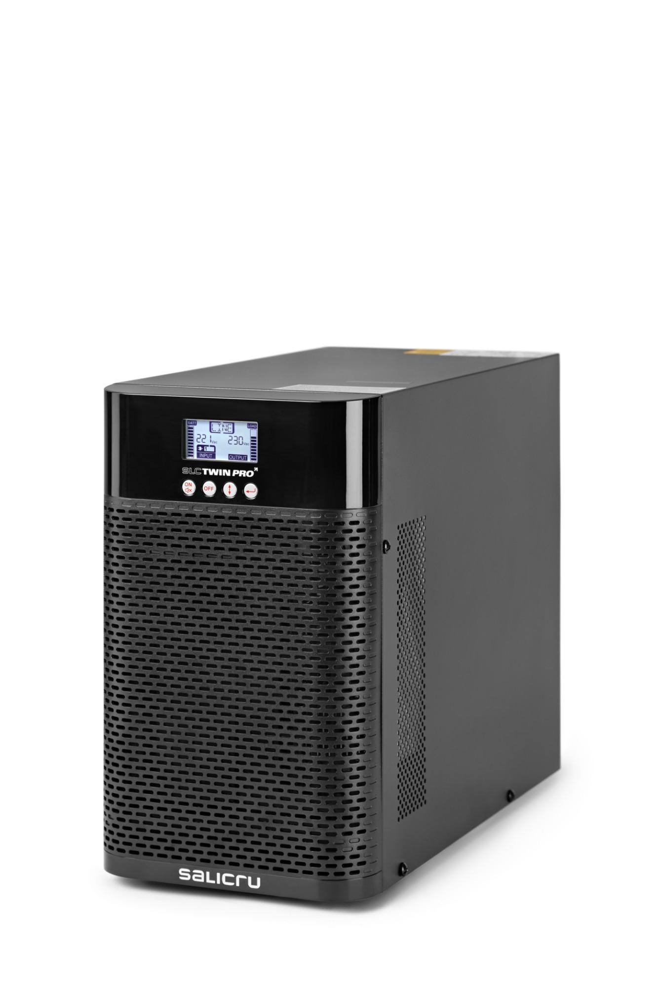 Salicru SLC 1500 TWIN PRO2 SAI On-line doble conversión de 700 VA a 3000 VA