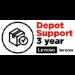 Lenovo 3Y Depot/CCI upgrade from 2Y Depot/CCI delivery
