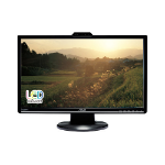 "ASUS VK248H 24"" Full HD Black computer monitor"
