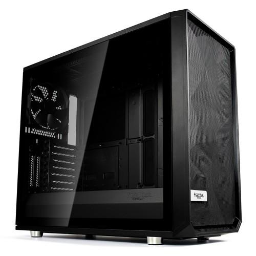 Fractal Design Meshify S2 Black Midi-Tower