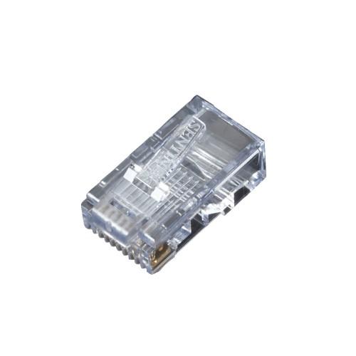 Black Box FM506-R2 wire connector RJ-45 Transparent