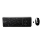 HP Inc. 2.4 GHz Keyboard and Mouse NRL