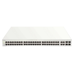 D-Link DBS-2000-52MP network switch Managed Gigabit Ethernet (10/100/1000) Grey Power over Ethernet (PoE)