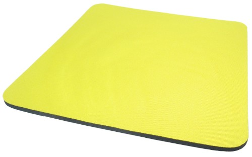 Cables Direct MPY-6 mouse pad Yellow