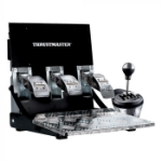 Thrustmaster TH8A & T3PA Pro Race Gear Pedals PC,PlayStation 4,Xbox One Digital USB Metallic