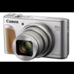 Canon PowerShot SX740 HS Camera Silver 20.3MP 40x Zoom 4K WiFi