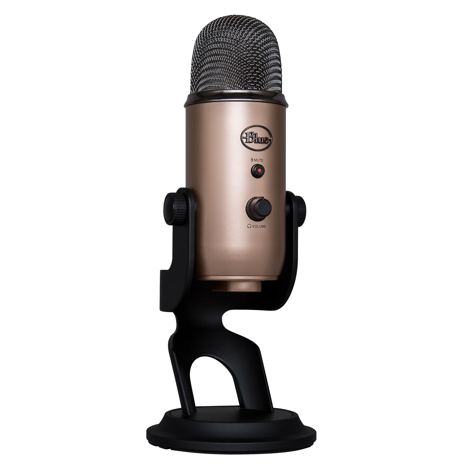 Blue Microphones Yeti Aztec Copper
