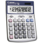 CANON HS1200TS CALCULATOR 12 DIGIT