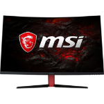 """MSI Optix AG32CQ LED display 80 cm (31.5"""") Wide Quad HD Curved Matt Black"""