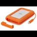 LaCie Rugged Thunderbolt external hard drive 2000 GB Orange