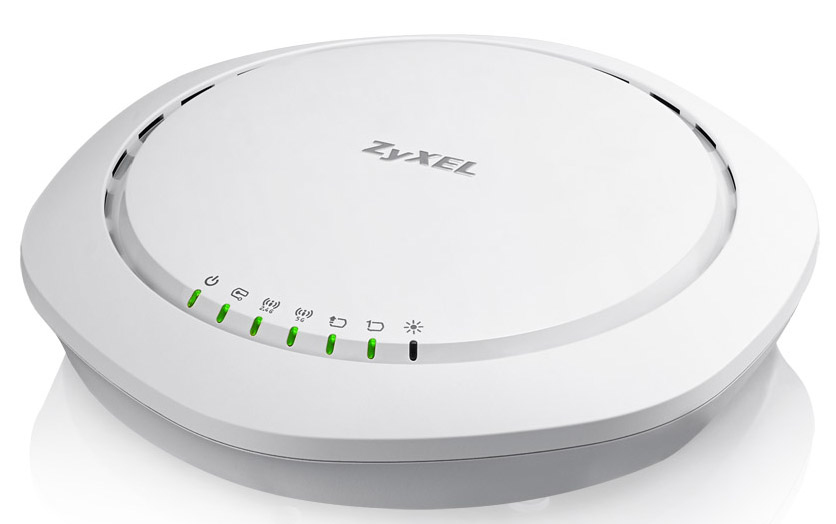 ZyXEL WAC6502D-S 1167Mbit/s Power over Ethernet (PoE) White WLAN access point