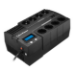 CyberPower BR700ELCD uninterruptible power supply (UPS) Line-Interactive 700 VA 420 W 8 AC outlet(s)