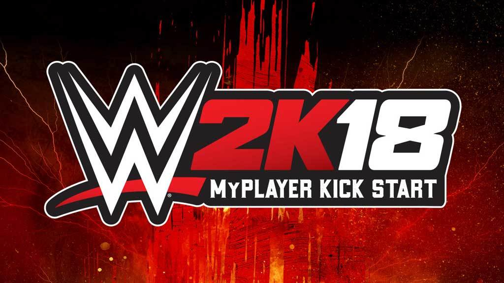 Nexway WWE 2K18 MyPLAYER Kick Start Video game downloadable content (DLC) PC Español