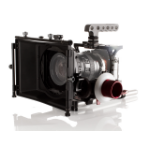"""SHAPE 7Q+KIT 1/4"""" Black, Red, Silver camera cage"""