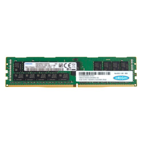 Origin Storage Origin 32GB 4Rx4 DDR4-2133 PC4-17000 Load Reduced ECC 1.2V 288-pin LRDIMM