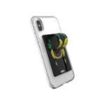Speck GrabTab Neon Nights Passive holder Mobile phone/Smartphone Black, Green, Yellow